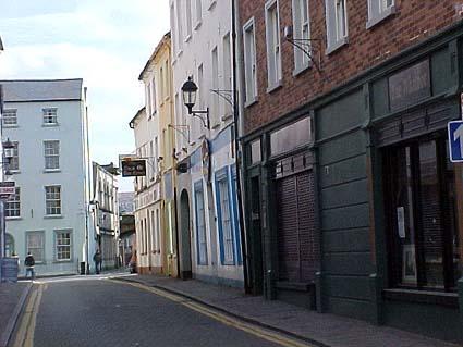 Derry Ghosts London Street